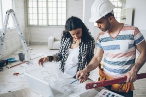 Renovation mortgage loans offer home buyers an edge in getting a house and turning it into a home - often at a great price!